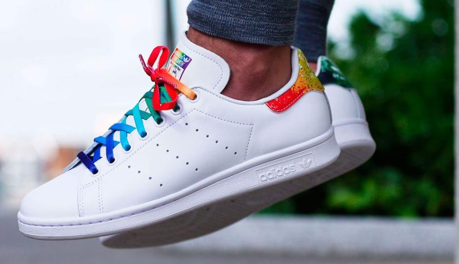a61f6d5500d44 Adidas lanza las primeras imágenes de sus tenis pro LGBT
