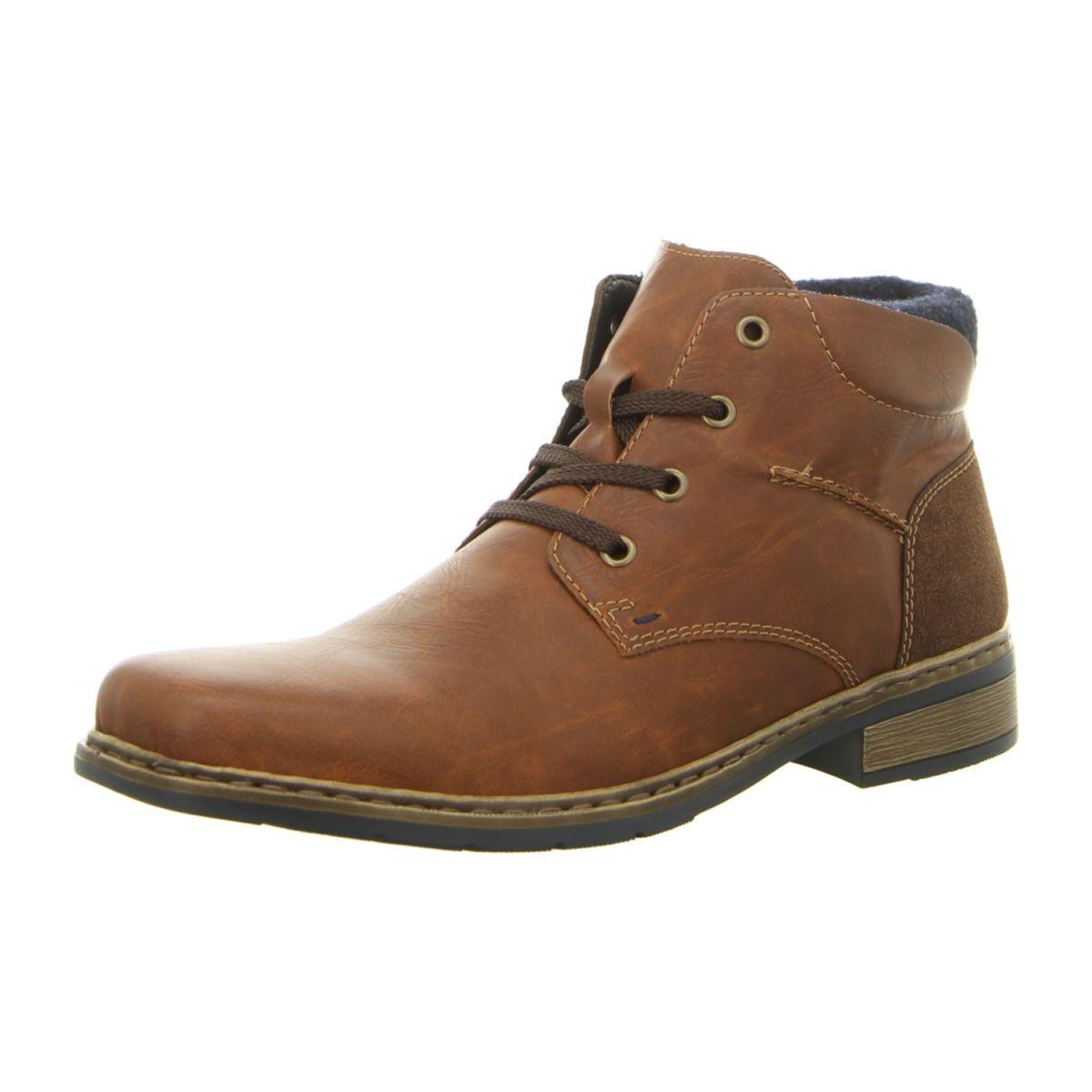 online hier ungeschlagen x Verkauf Einzelhändler NEU: Rieker Stiefeletten 30811-25 - braun kombi - | Schuhe ...