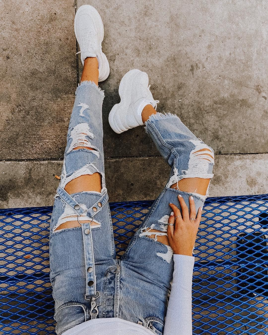 Carmar Denim On Instagram The Mira Emelia Harness Jeans Your New Best Friend Tap To Shop Now Carmardenim Carmarseasonalsale Carmar Denim Shop Now