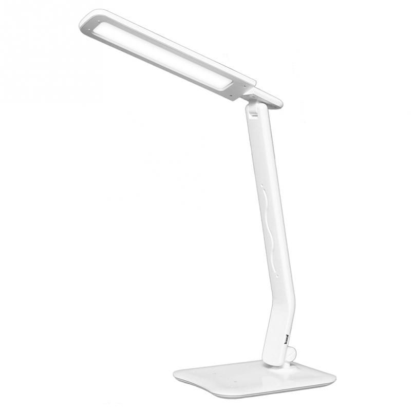 Led Lamp Usb Touch Folding Large Table Lamp Dimmable Led Desk Lamp 4 Lighting Dimmer Touch Sensitive Control Panel Auto Timer Lamp Table Lamp Led Dimmer