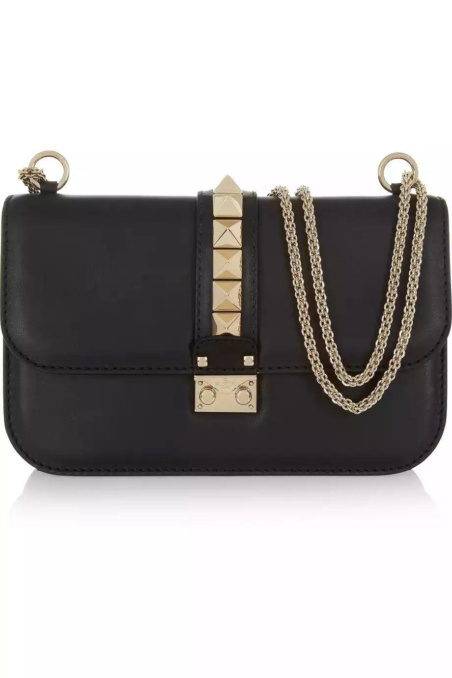 0447103e8e VALENTINO - Glam Lock Shoulder Bag