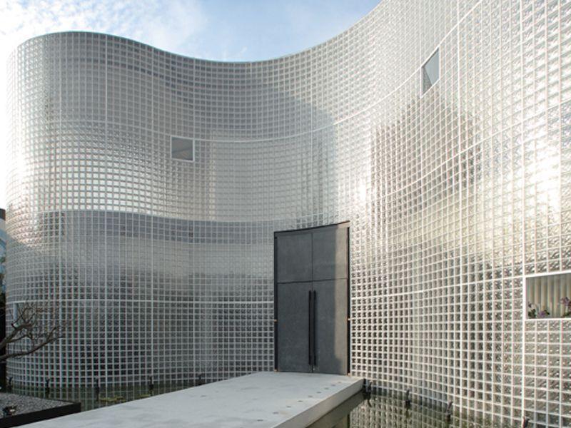 Glasbaustein energy saving by seves divisione glassblock - Piastrelle vetrocemento ...