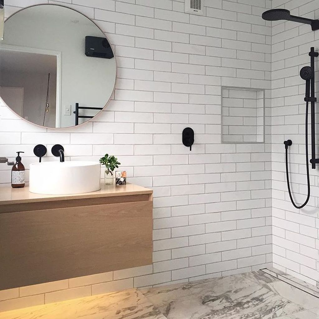 Photo of 38 Luxury Black Shower Fixtures Ideas For Bathroom – OMGHOMEDECOR
