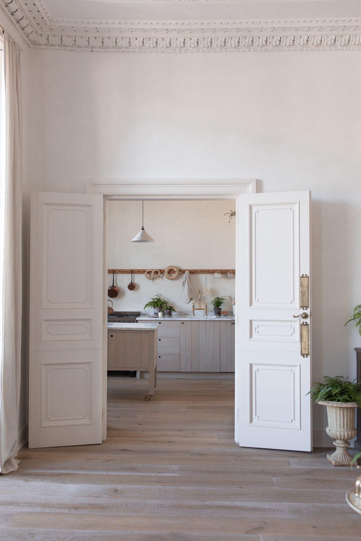 A Beautiful Natural Kitchen Grey Kitchen Designs Beautiful