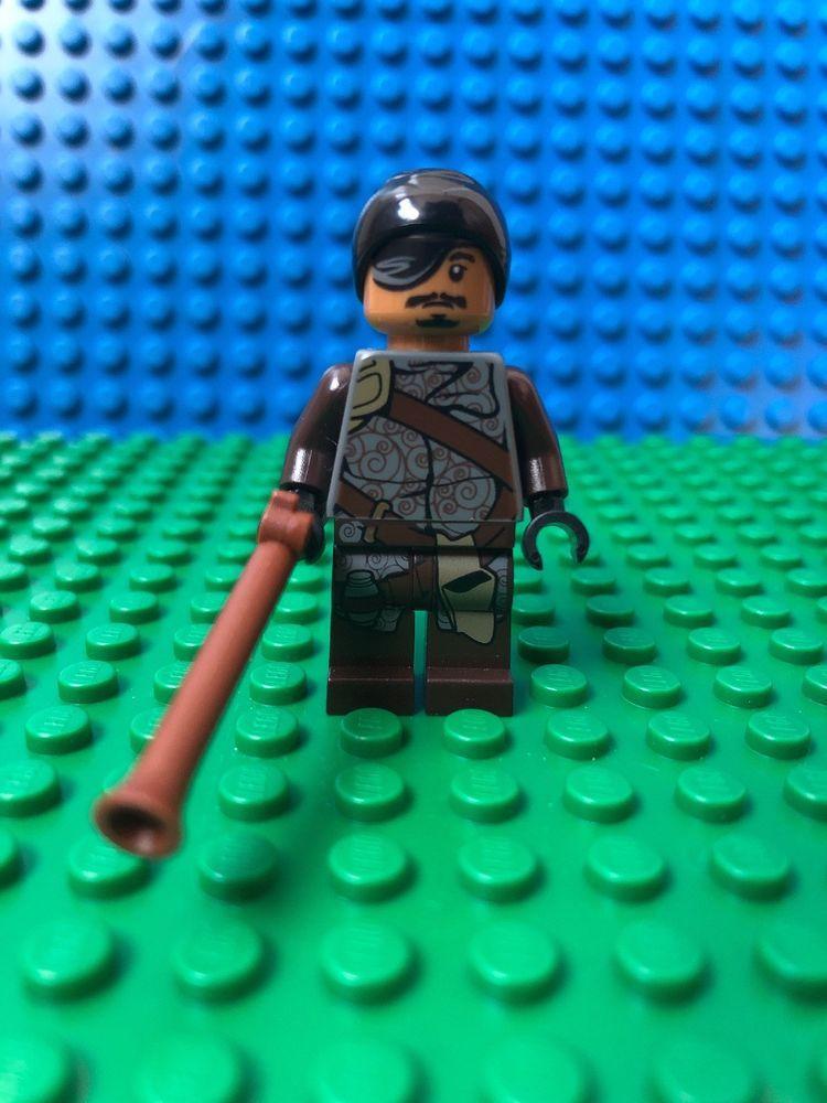 LEGO Star Wars Kanjiklub Gang Member Minifigure
