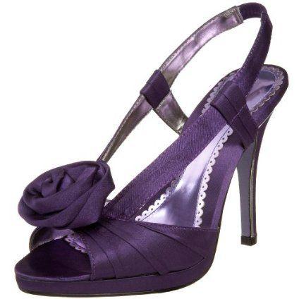 Purple Shoes I Want It All Purple Wedding Shoes Purple