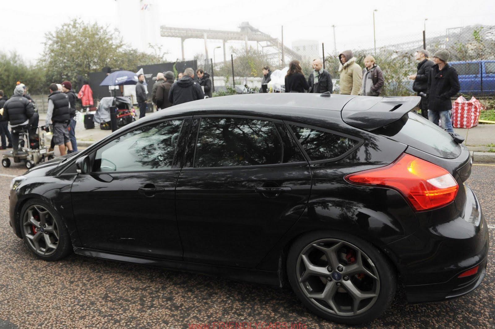 2012 Ford Focus St Black Car Images Hd Alifiah Sites Autos Y Motos Autos Motos
