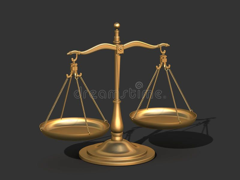3d Gold Balance The Scales Of Justice 3d Model Of Gold Balance The Symbolic Sc Spon Justice Model Sca Vintage Graphic Design Gold Stock Illustration