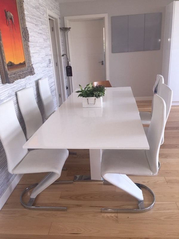 Desinger Dining Table And Chairs Earls Court London Gumtree Dining Table Chairs Dining Table Table
