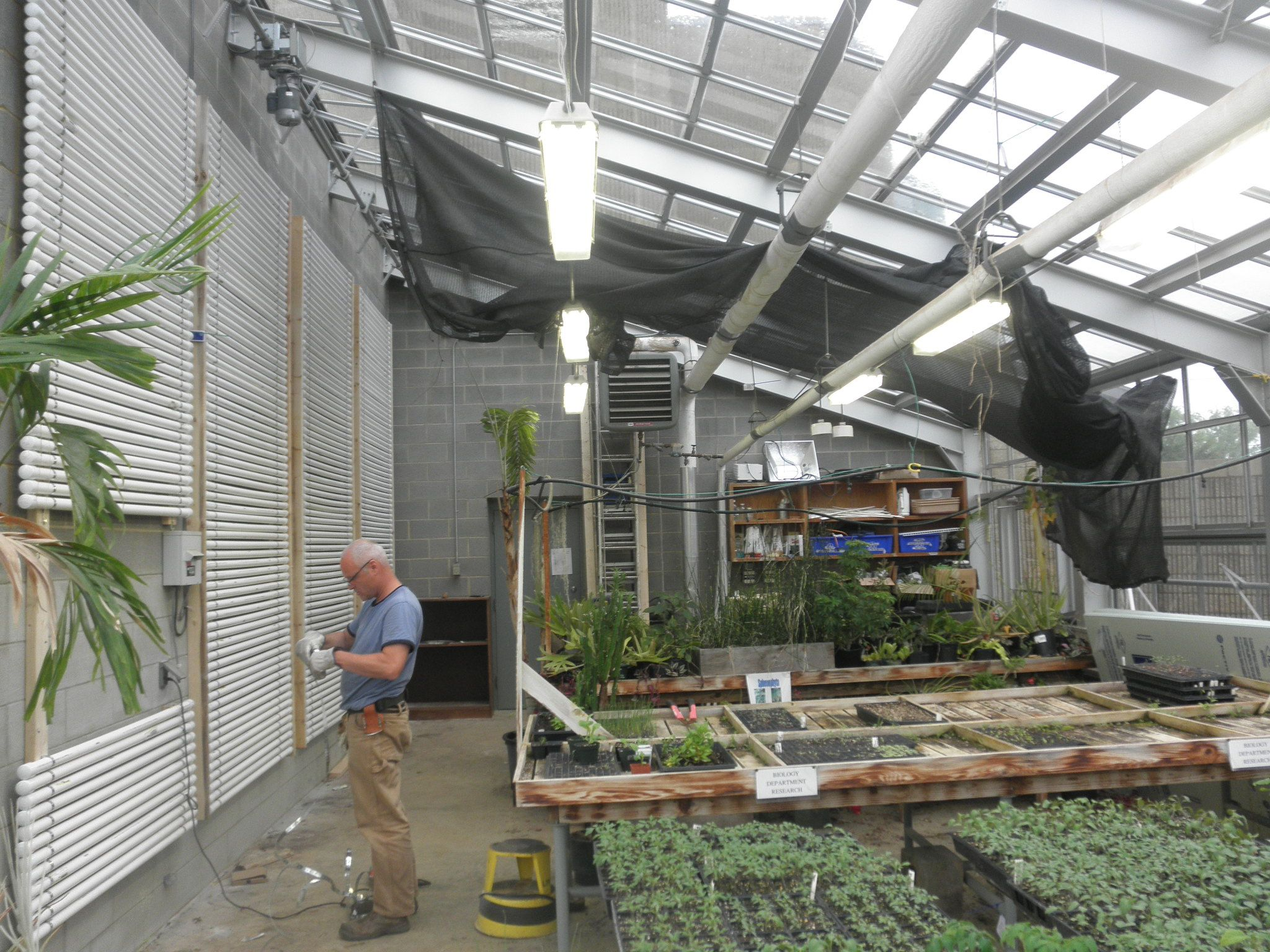 Passive Heating And Cooling In Greenhouses Ans Sun Rooms Savenrg