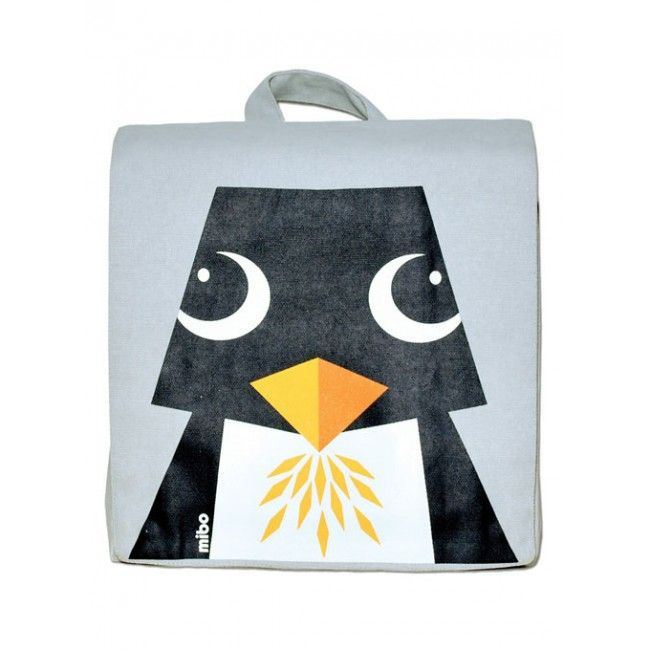 MIBO Penguin Backpack from Hunting for George via The Third Row