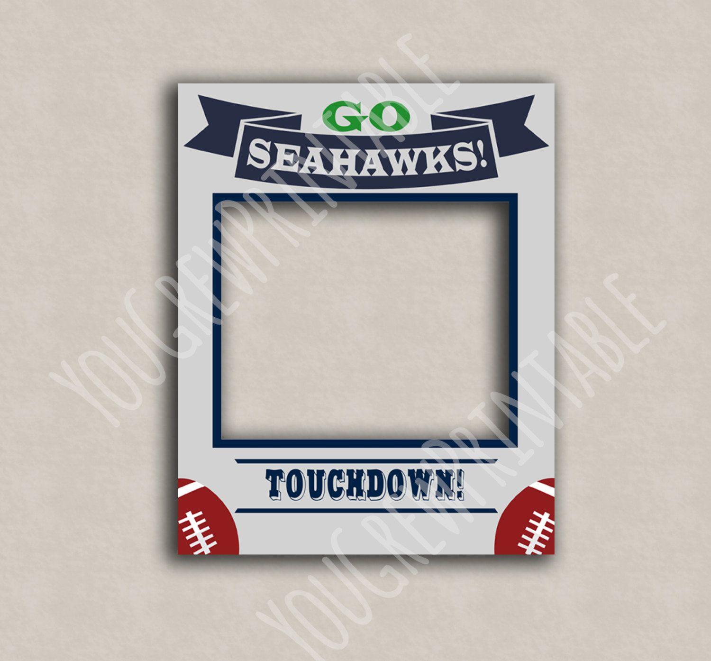 Seattle seahawks photobooth prop digital download giant diy seattle seahawks photobooth prop digital download giant diy photo booth 24x30 jeuxipadfo Choice Image