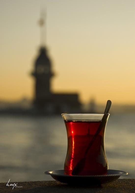شاي turkish coffe