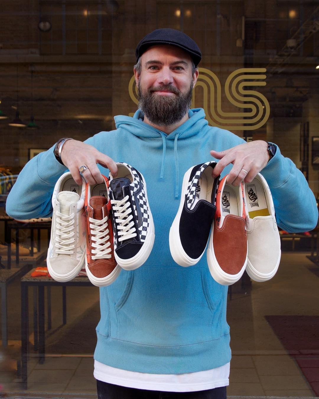 Fear of God x Vans Sk8 Hi 2016 (by spatd0) | Vans shoes