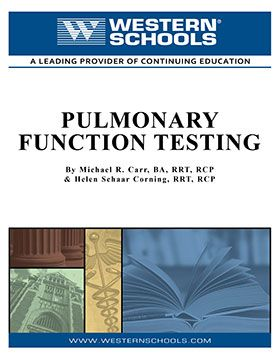 Pulmonary Function Testing | Continuing education for ...