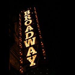 Broadway sign | Via Michelle Palamone