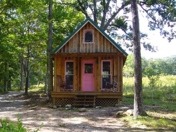 tiny cabin on 6 acres for sale in missouri id love a little - Small Cabins For Sale