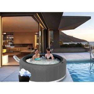 Spa Exterior En Http Www Tuverano Com Comprar Spa Hinchable 290
