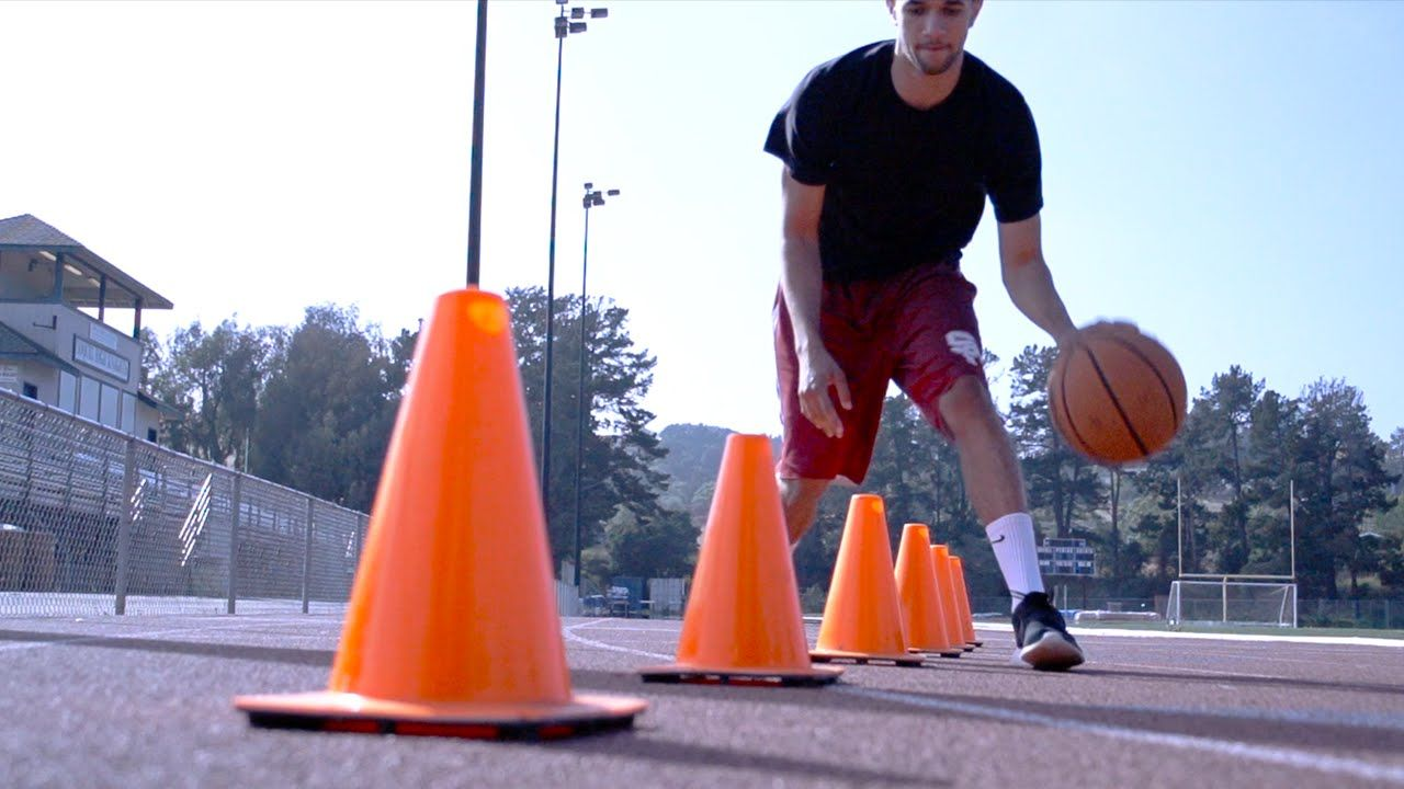 0bb30f82956 Basketball Obstacle Course Challenge