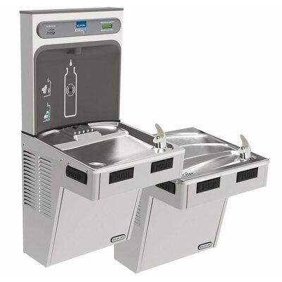 Elkay Filtered EZH2O® Wall Mount Bottle Filling Station in