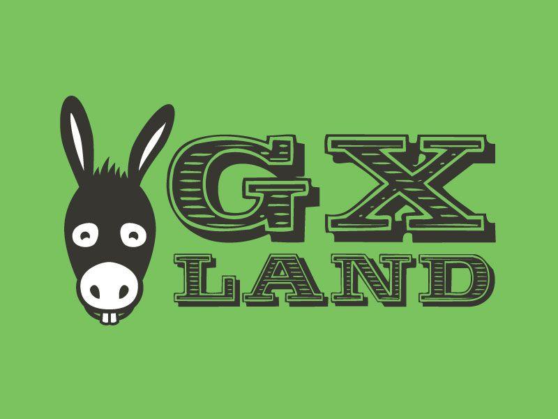 GX Land logo