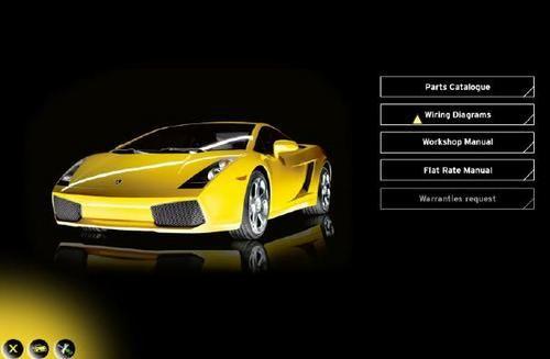 Lamborghini Gallardo Service Repair Manual 2003 Lamborghini Gallardo Lamborghini Repair Manuals