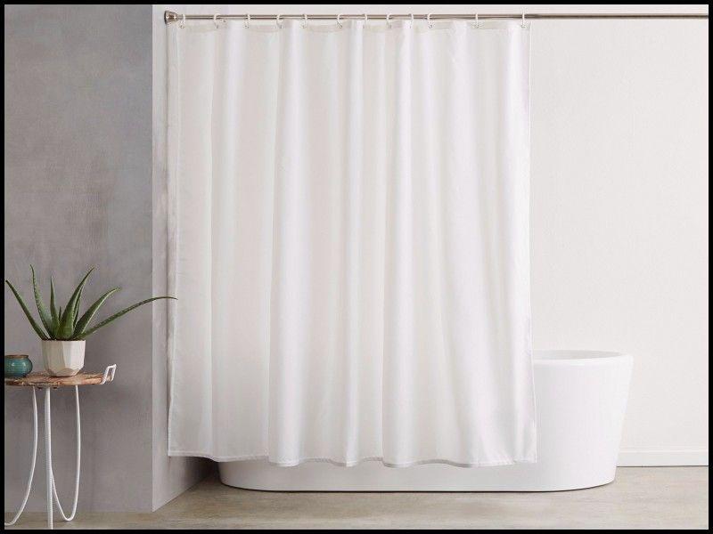Bed Bath Beyond Ivy Silver Vinyl Shower Curtain Vinyl Shower