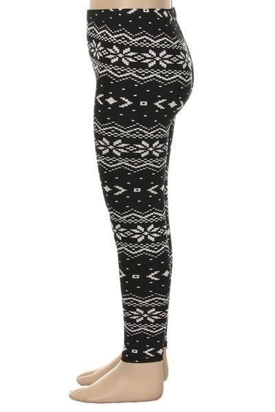 baaf93a9667537 Fleece Lined Kids Leggings | Products | Fleece leggings, Leggings ...