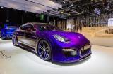 Женева 2016›2016 Porsche Panamera Grand GT от ателье TechArt