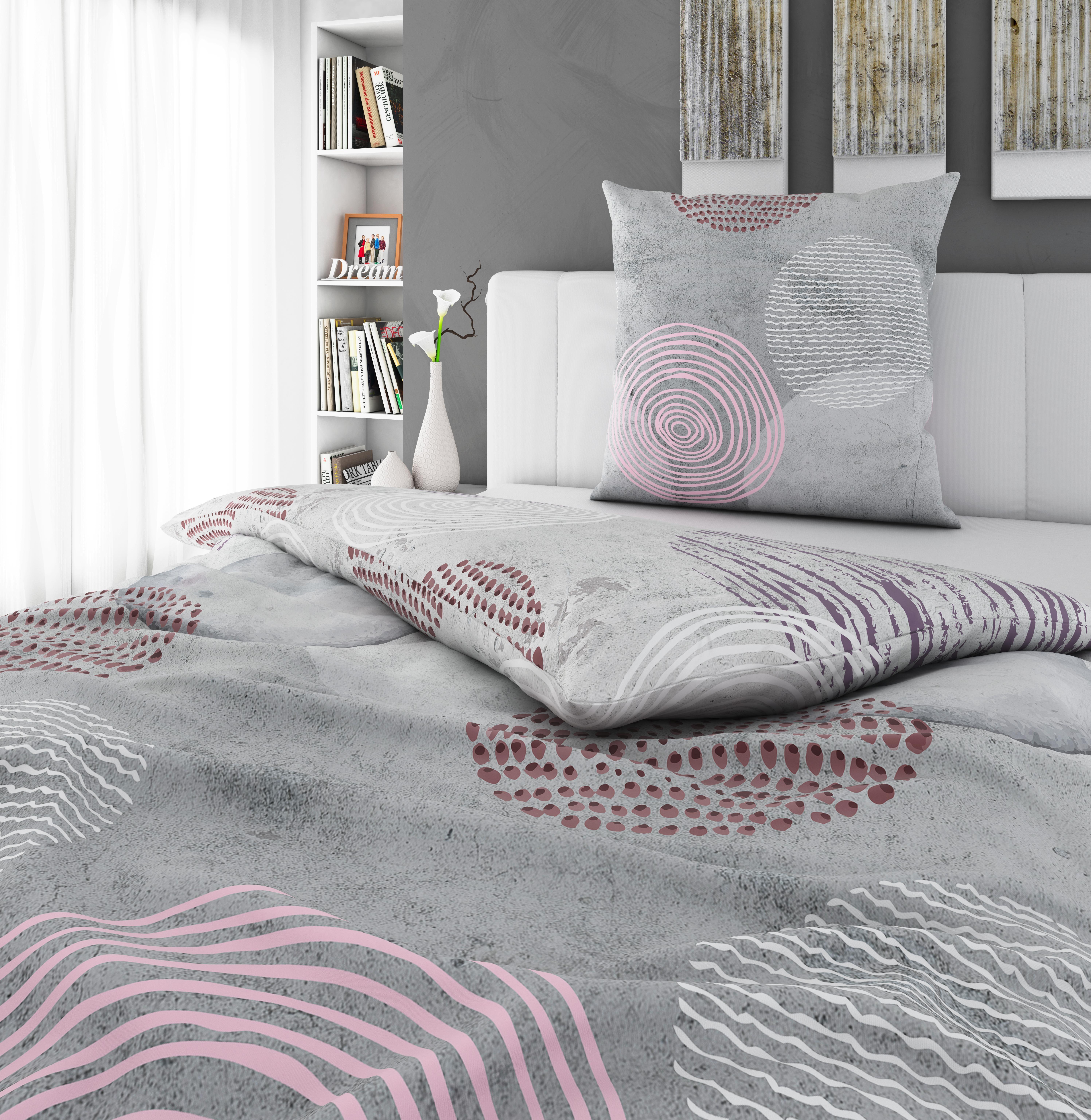 Auch Im Schlafzimmer Machen Sich Kreise Gut Vielleicht Wirken Sie