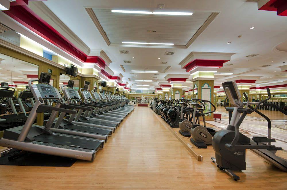 Saudi arabian nights lifestyle olympia center gym jeddah