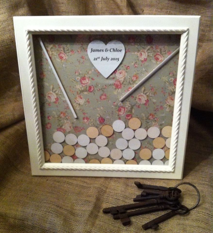 Arcade Top Slot Wedding Guest Book Come Join Us Facebook At Daisy S Vintage Weddings