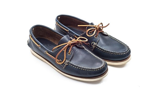 Sperry Top-Sider's Authentic Original Made in Maine Boat Shoes are sourced  from American leather