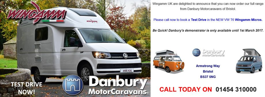 Wingamm Micros now availabel at Danbury in Bristol | Wingamm