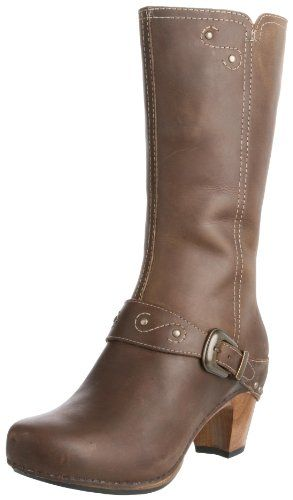 e67a80111eb6c Amazon.com: Dansko Women's Rylan Crazy Horse Boot,Brown,41 EU/10.5 ...