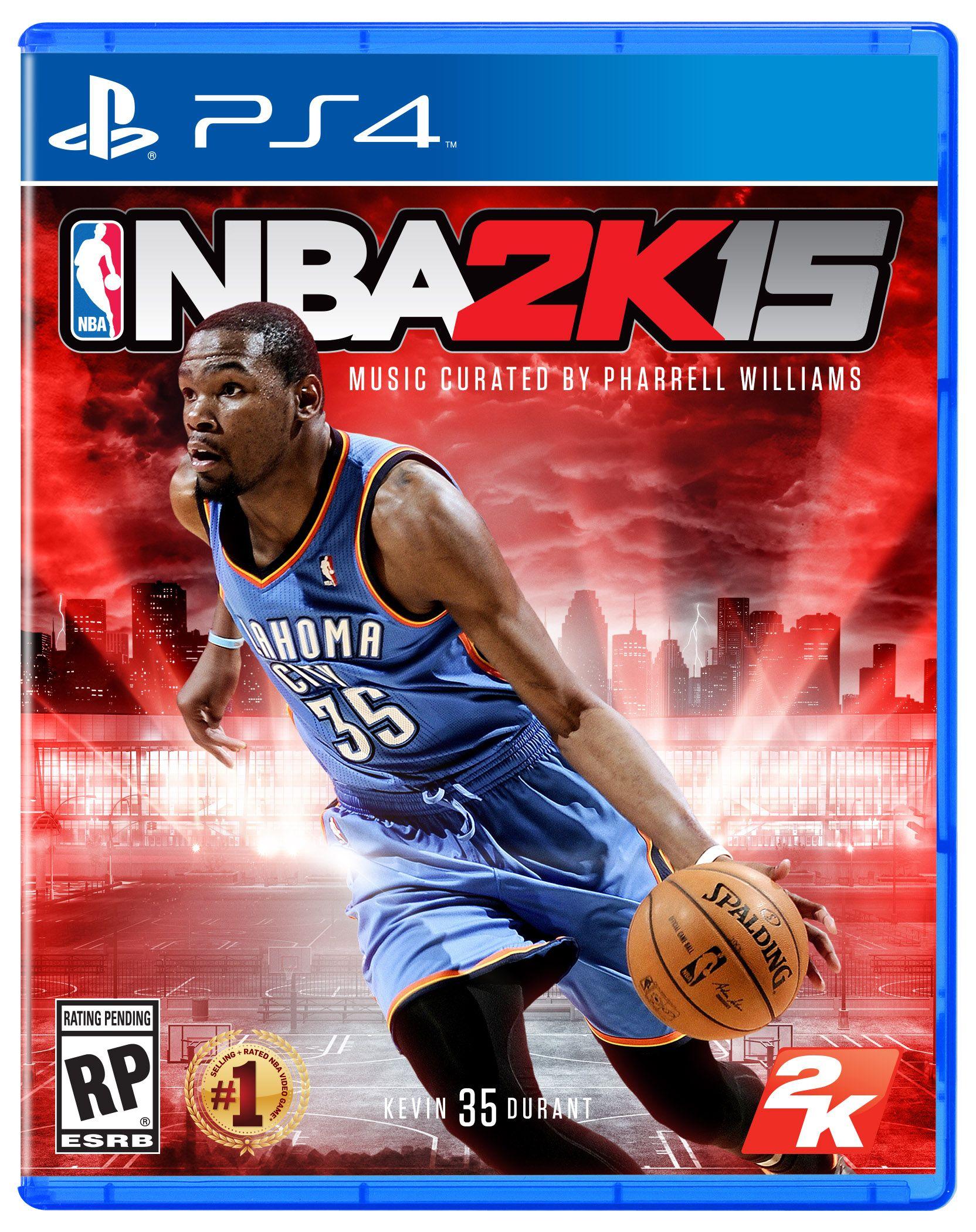 Disponible NBA 2K15. Para más información SPS 25161717
