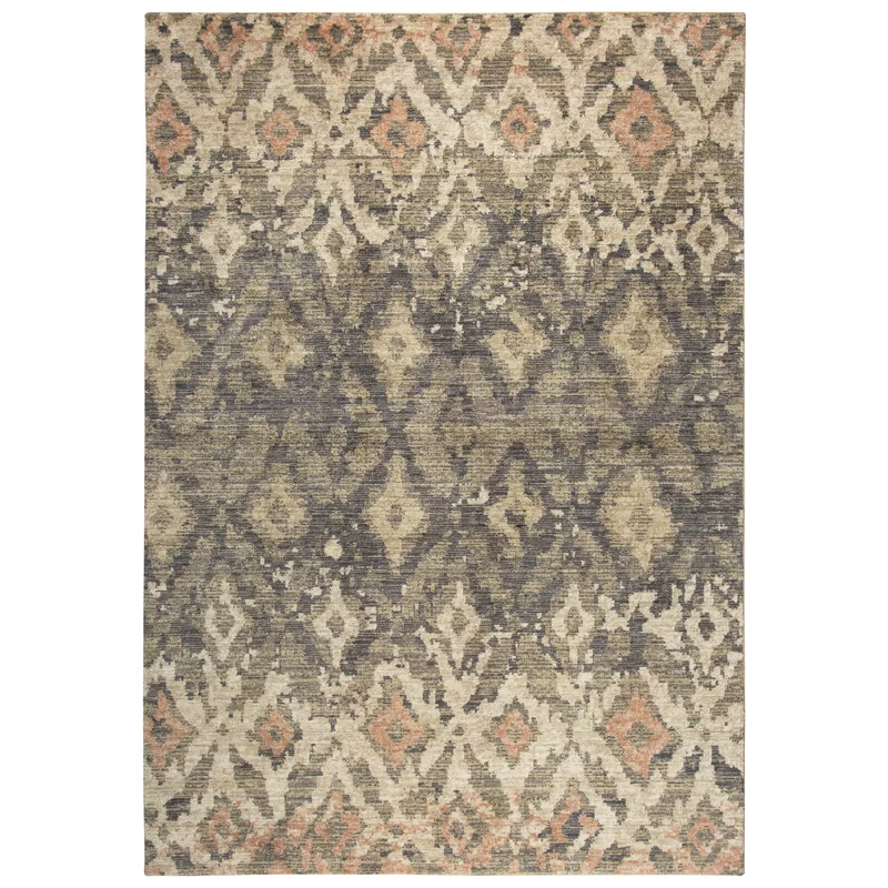 Esmeyer Wool Brown Area Rug Area Rugs Hand Tufted Rugs Rugs