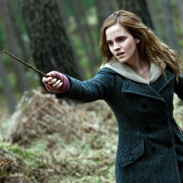 Publicity Shot Of Emma Watson As Hermione Granger In Harry Potter And The Goblet Of Fire I M Sure It S Goblet O Hermine Granger Hermine Harry Potter Personen