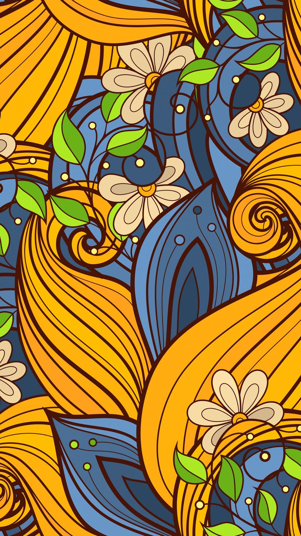 Download graphic drawing pattern mobile Wallpaper for your
