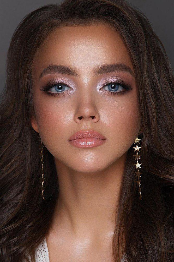 Engagement Bridal Makeup Tutorial Tips 20202021 & Dress