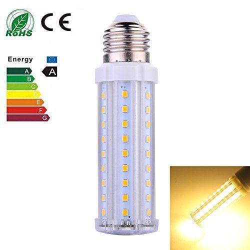 Surjtech Super Bright Equals 100w Brightness E27 9w Led Corn Bulb Lamp Warm White Light 28003200k 810900lm 58smd 2835 Ac 100240v Bulb White Light Warm White