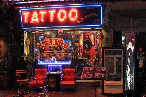 Story: Utah Burglars Steal $20,000 From Tattoo Supply Shop, Get Caught - by Khur...