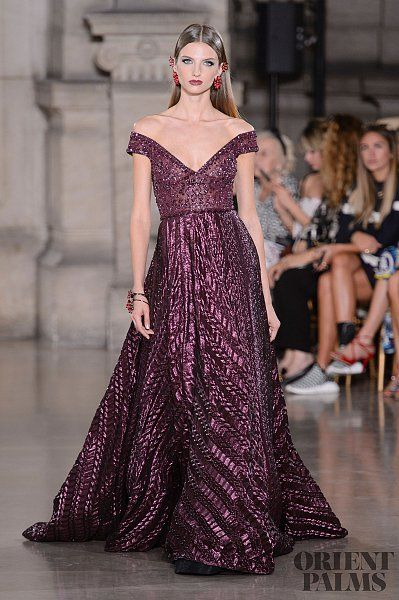 Georges Hobeika Fall-winter 2017-2018 - Couture
