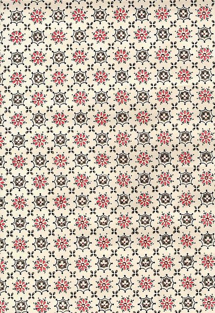 Mid century vintage wallpaper Papel empapelar, Dibujo