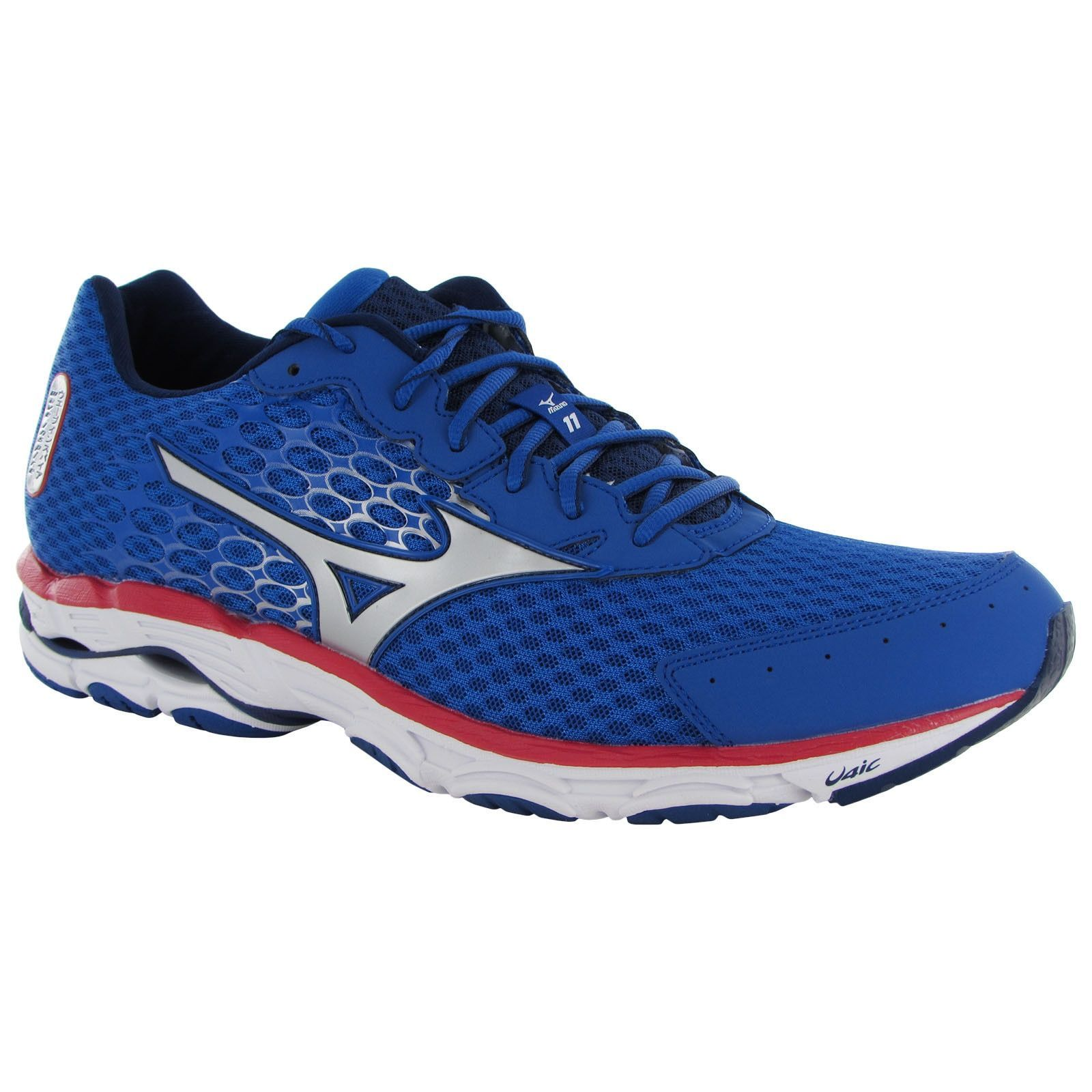 f4dc688a53bf Mizuno Mens Wave Inspire 11 Running Sneaker Shoes (7.5)