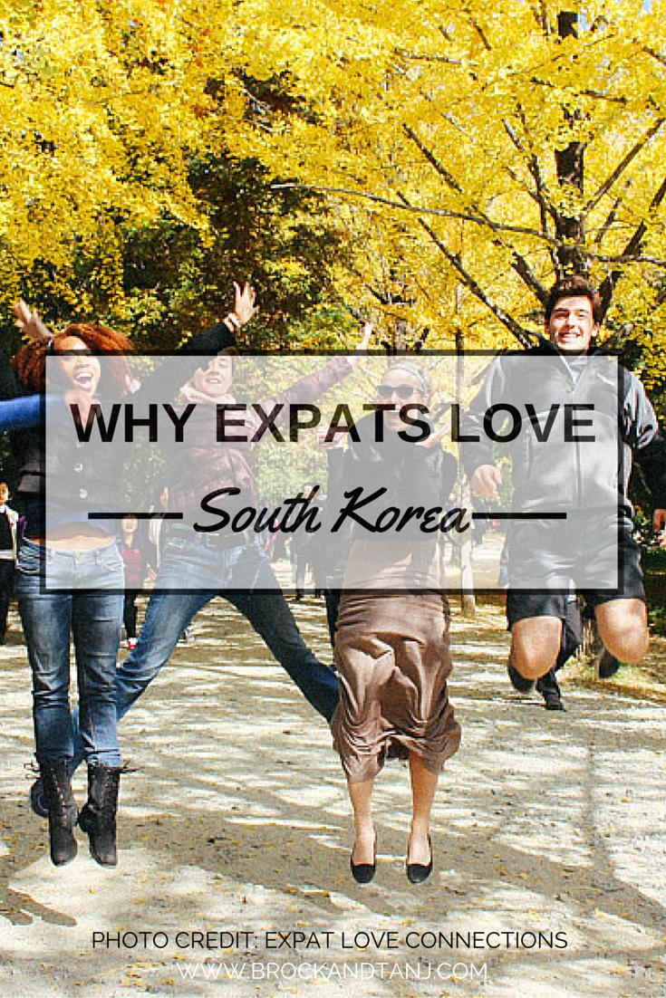 expat south korea