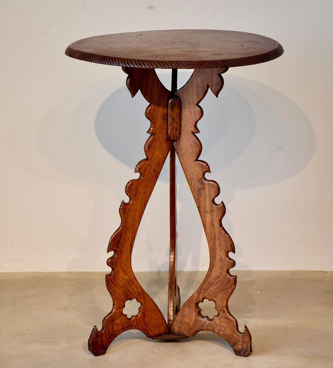 Decorative Collective On Instagram Antique Side Table With