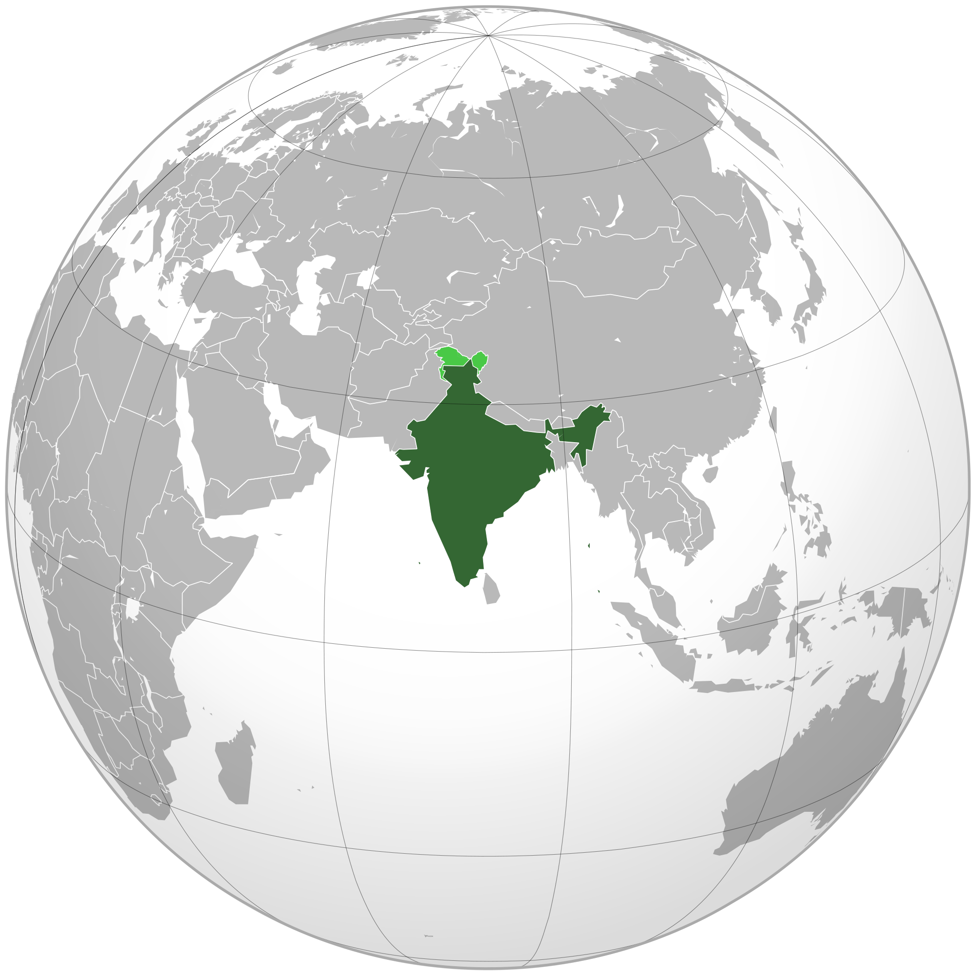 India on world map birthday in 2018 pinterest india india on world map gumiabroncs Image collections