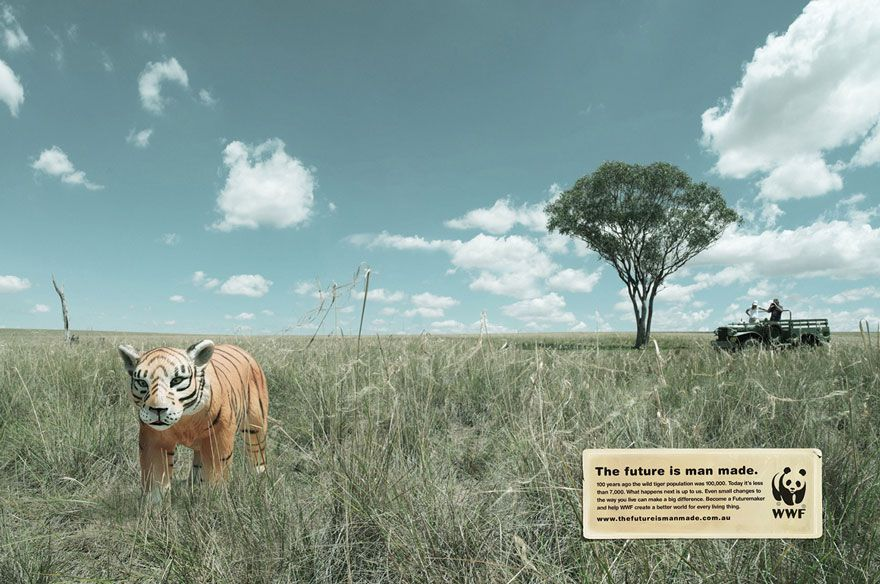 33 Poderosos Anuncios Sobre Animales Que Cuentan Una Verdad Muy ...