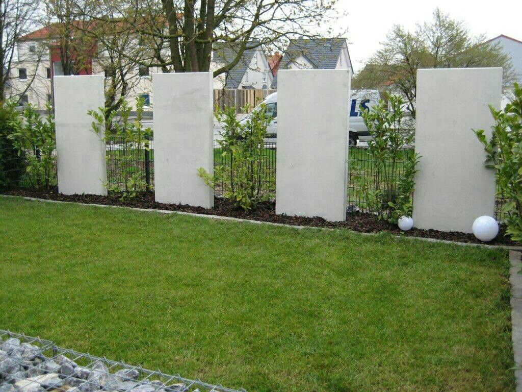 Pin Von Nadine Volkening Auf Zaun Garten Landschaftsbau Garten